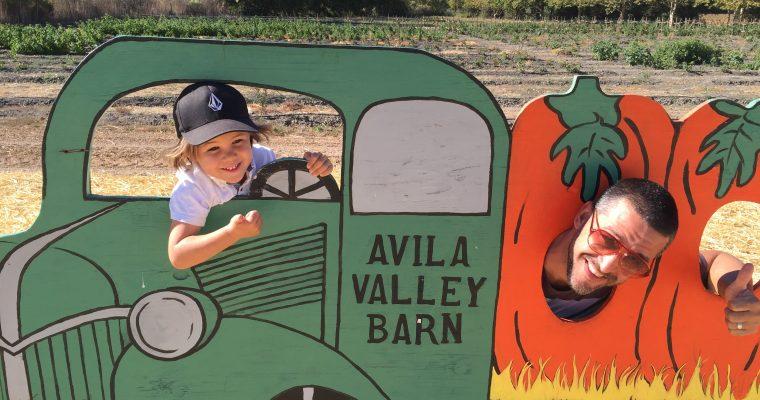 Fall Family Fun >> Avila Valley Barn
